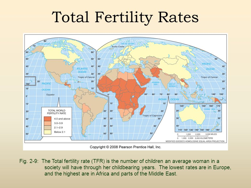 Total Fertility Rates Fig.