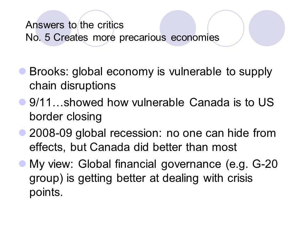 Answers to the critics No.