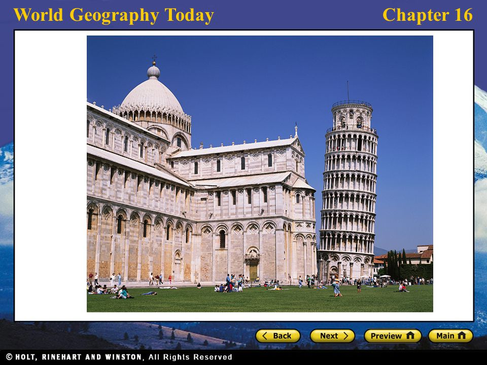 World Geography TodayChapter 16