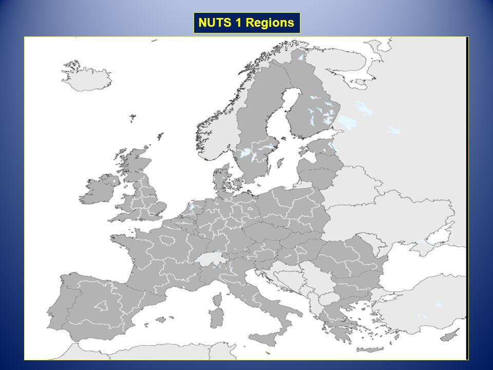 NUTS 1 Regions