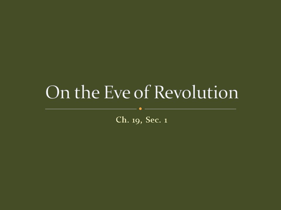 In 1789 France, like the rest of Europe, still clung to an outdated social system that had emerged in the Middle Ages.