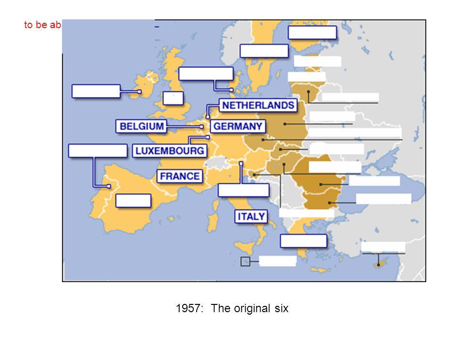 1957: The original six