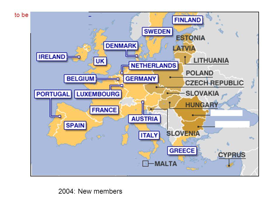 2004: New members