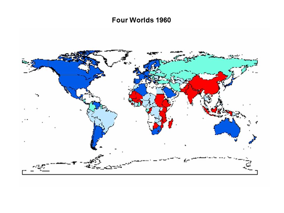 Four Worlds 1960