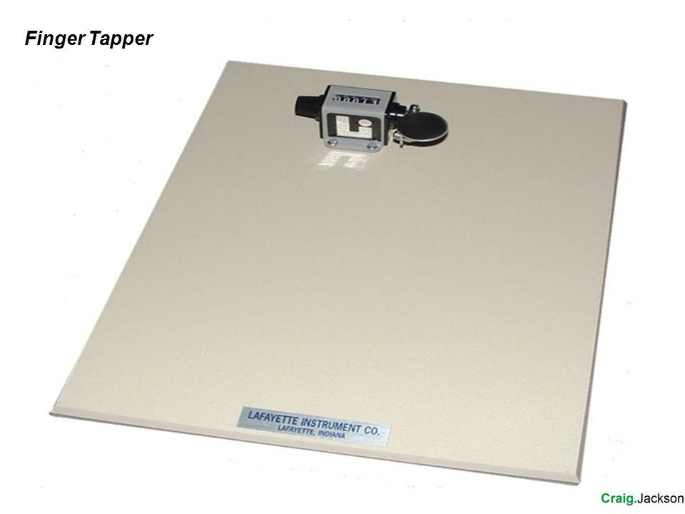 Finger Tapper