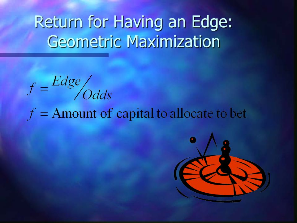 Return for Having an Edge: Geometric Maximization