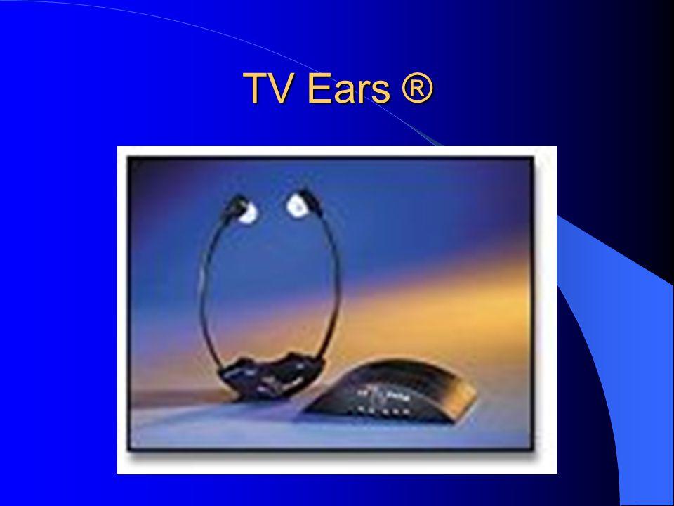 TV Ears ®