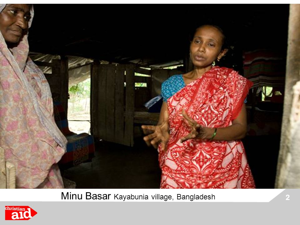 2 Minu Basar Kayabunia village, Bangladesh