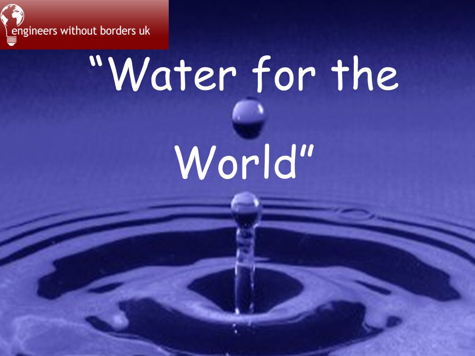 Water: Who cares + why.How long can we live without water.