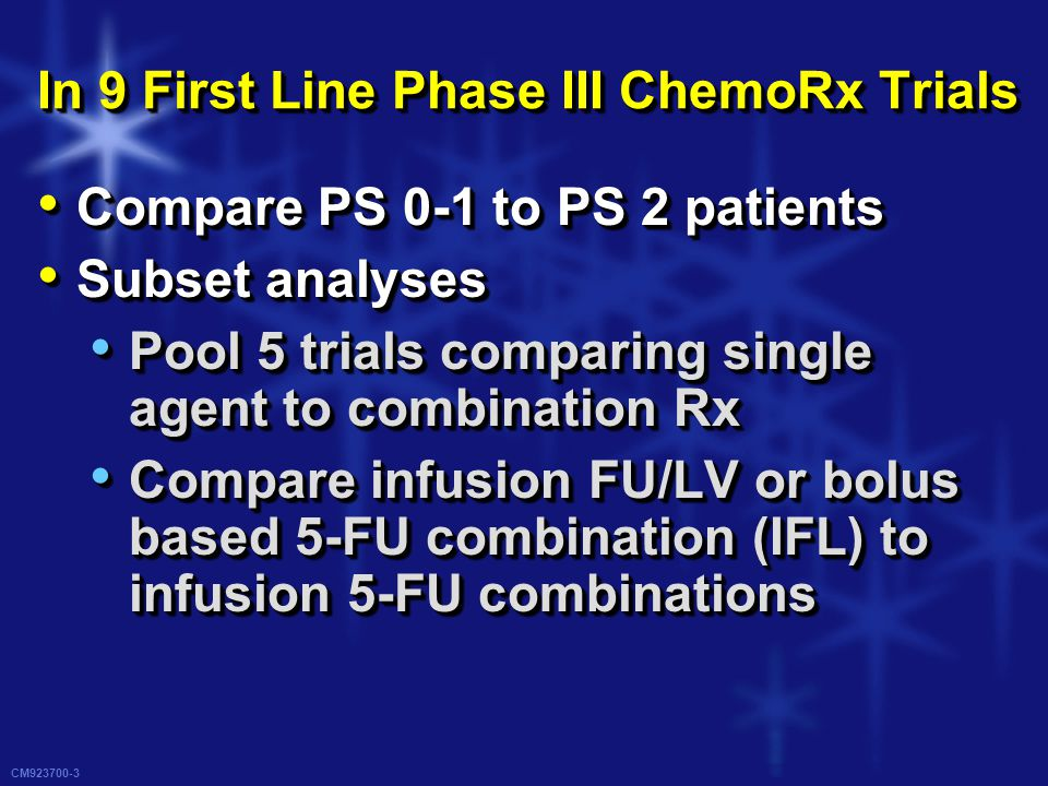 CM923700-24 OS –Treatment by PS p-value = 0.002 HR: 0.88 (0.82-0.95)