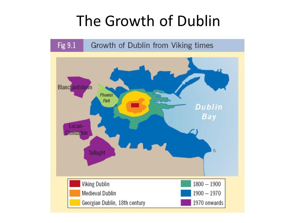 The Growth of Dublin