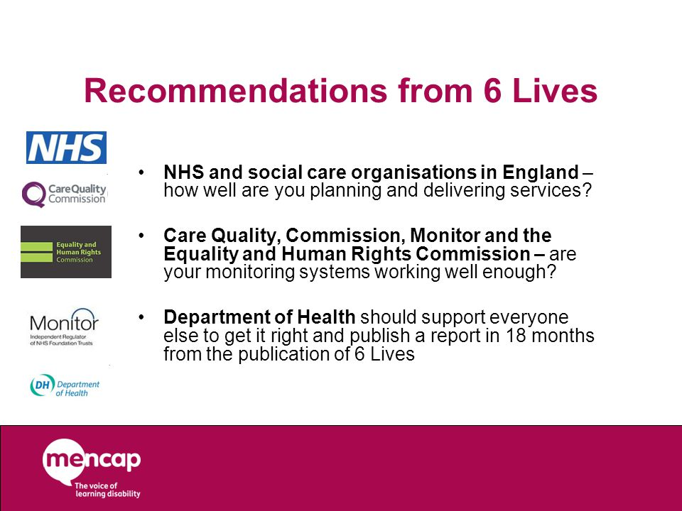 NHS and social care organisations in England – how well are you planning and delivering services.