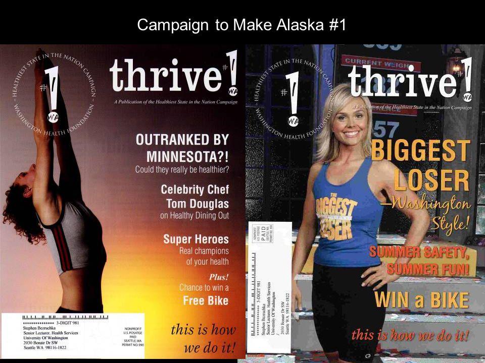 Campaign to Make Alaska #1