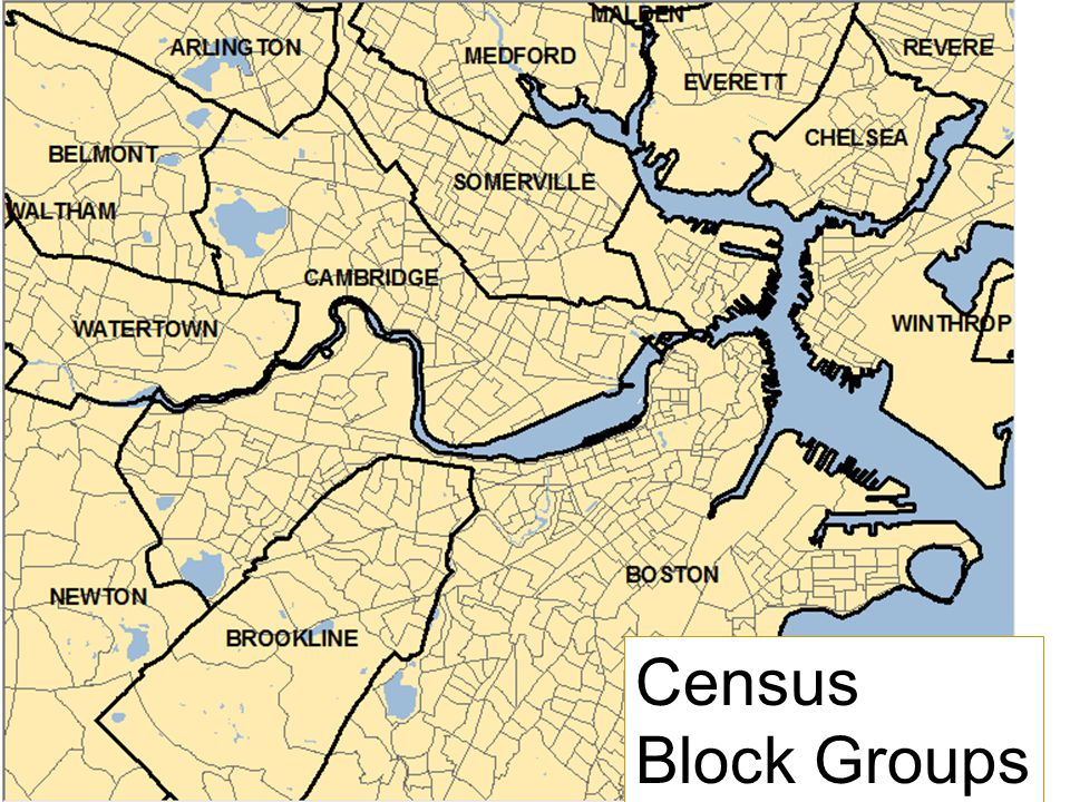 Census Block Groups