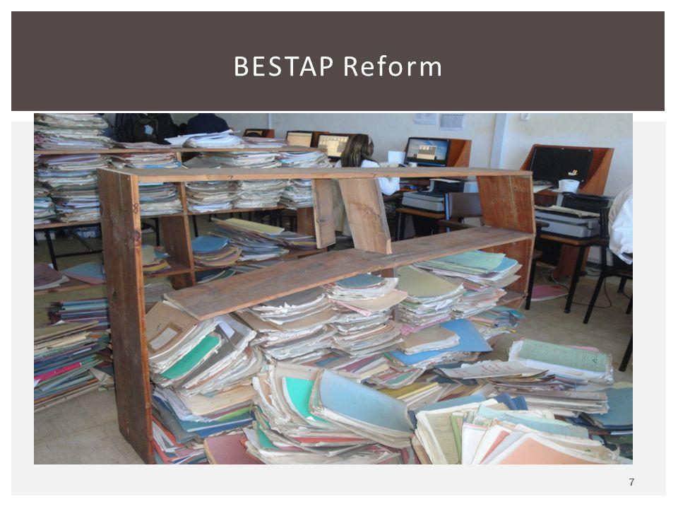 7 BESTAP Reform