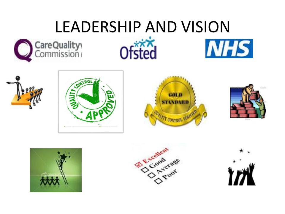 LEADERSHIP AND VISION