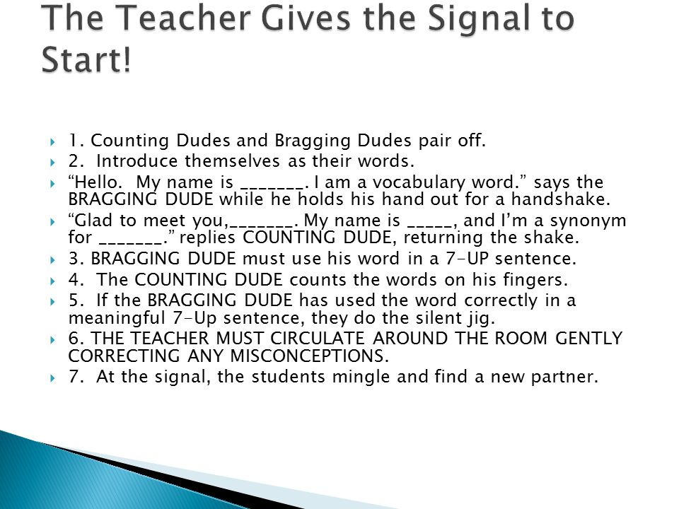  How could you use this strategy with your students this year.