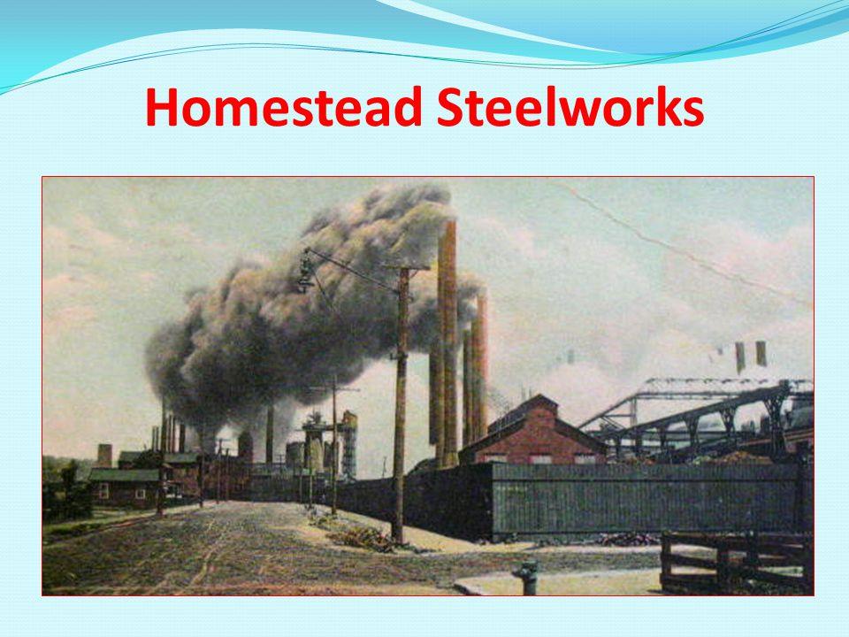 Homestead Steelworks
