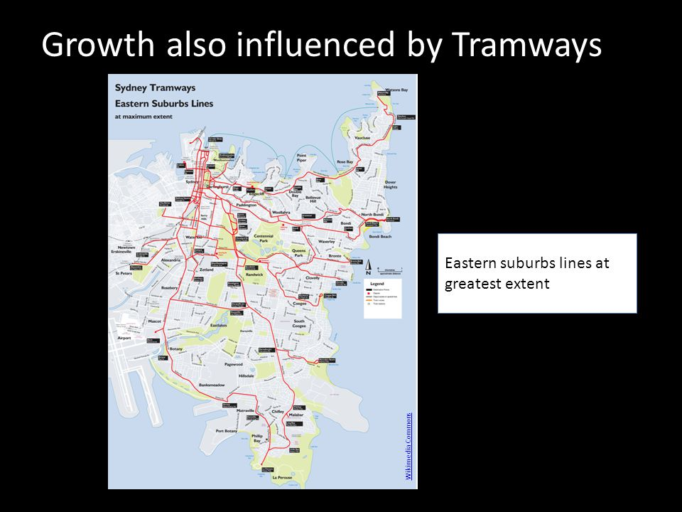 Growth also influenced by Tramways Eastern suburbs lines at greatest extent Wikimedia Commons