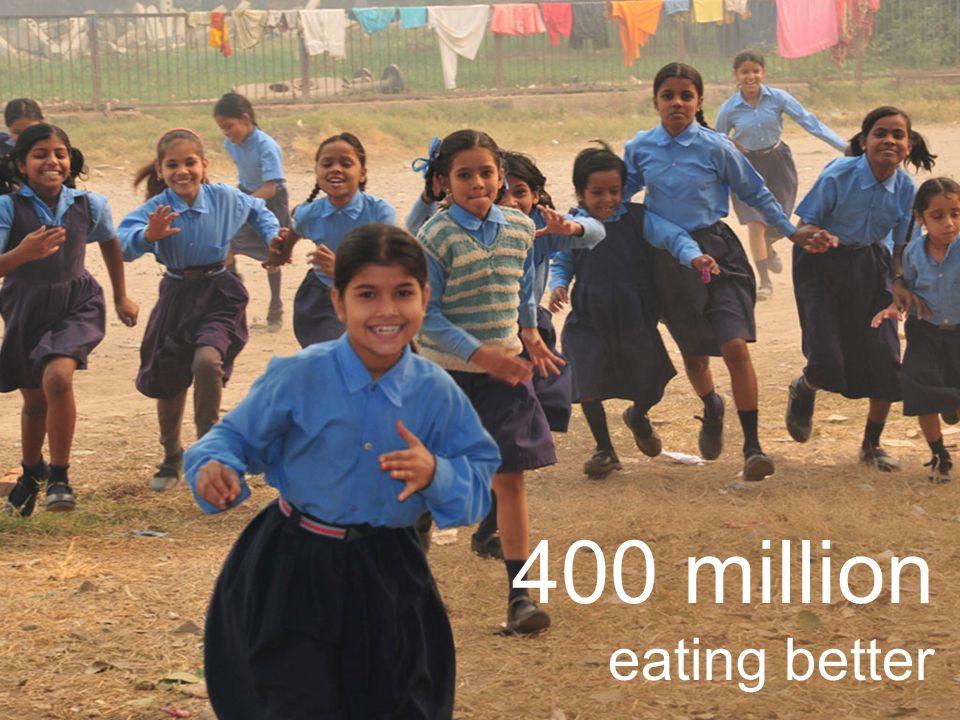 7 400 million eating better