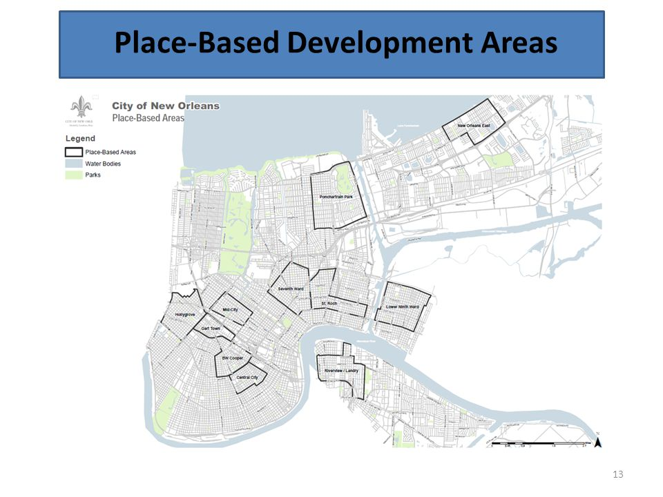 Place-Based Development Areas 13
