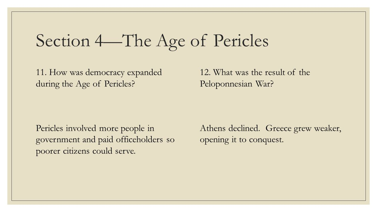 Critical Thinking 13.How did the geography of Greece help to encourage trade.