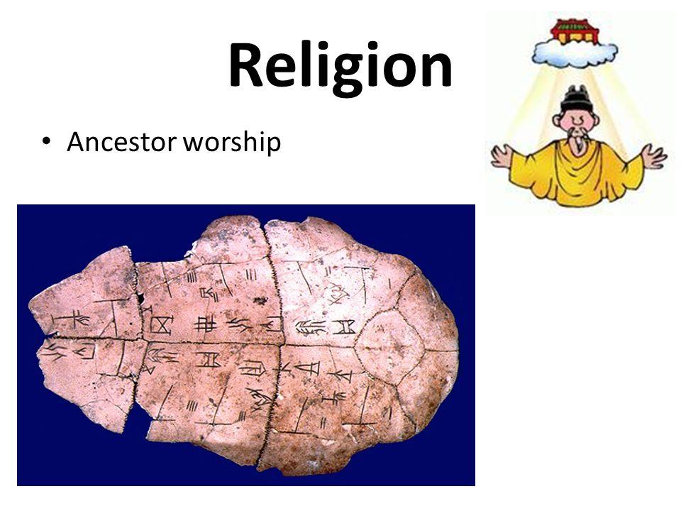 Religion Ancestor worship