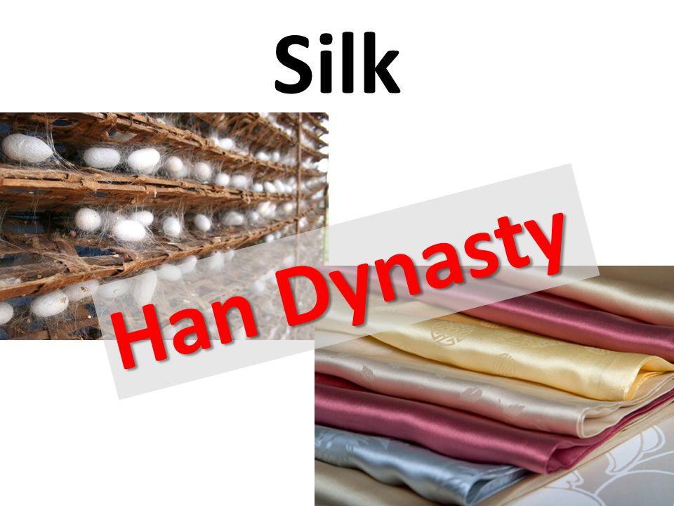 Silk Han Dynasty