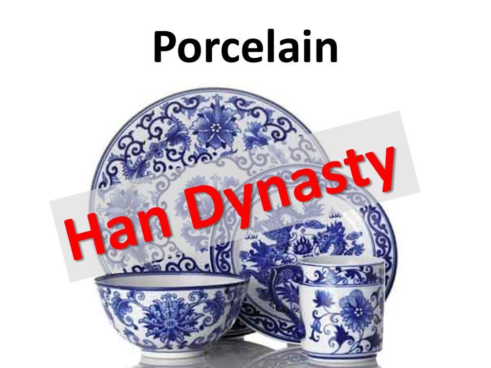 Porcelain Han Dynasty