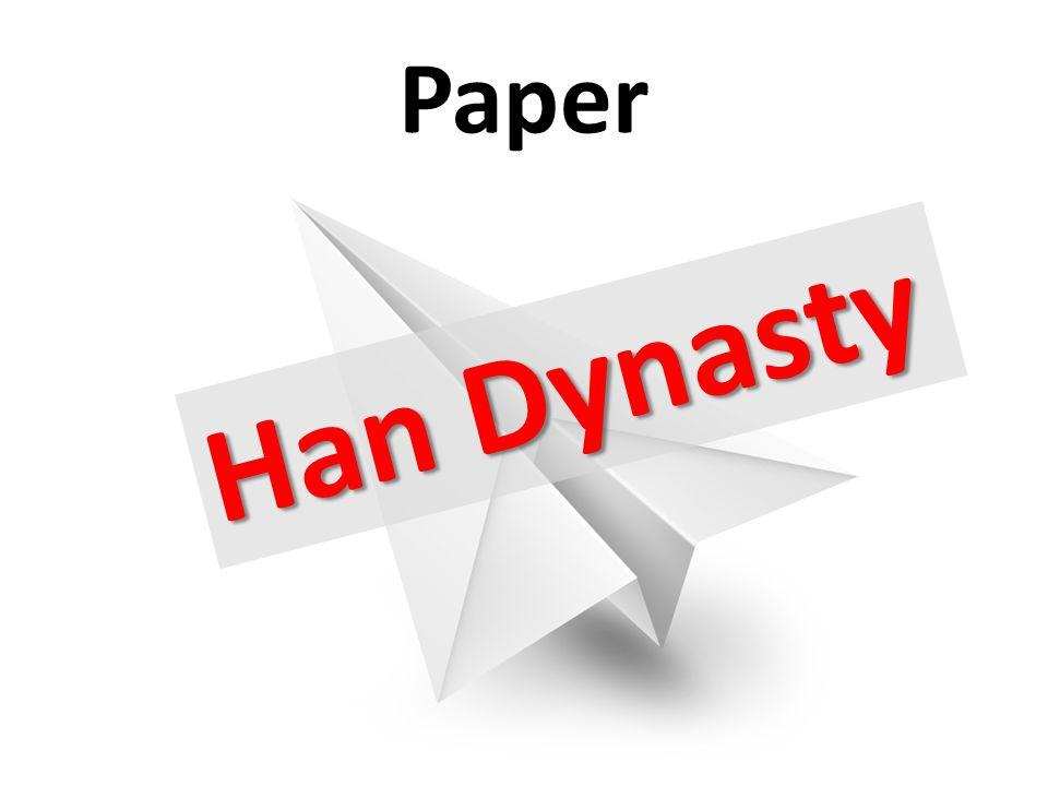 Paper Han Dynasty