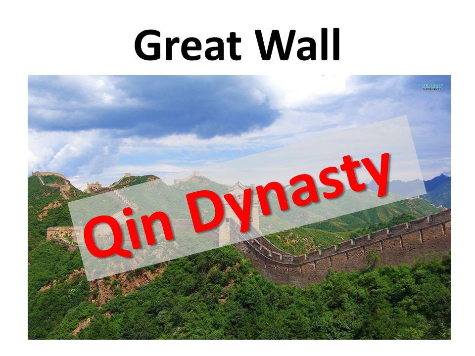 Great Wall Qin Dynasty