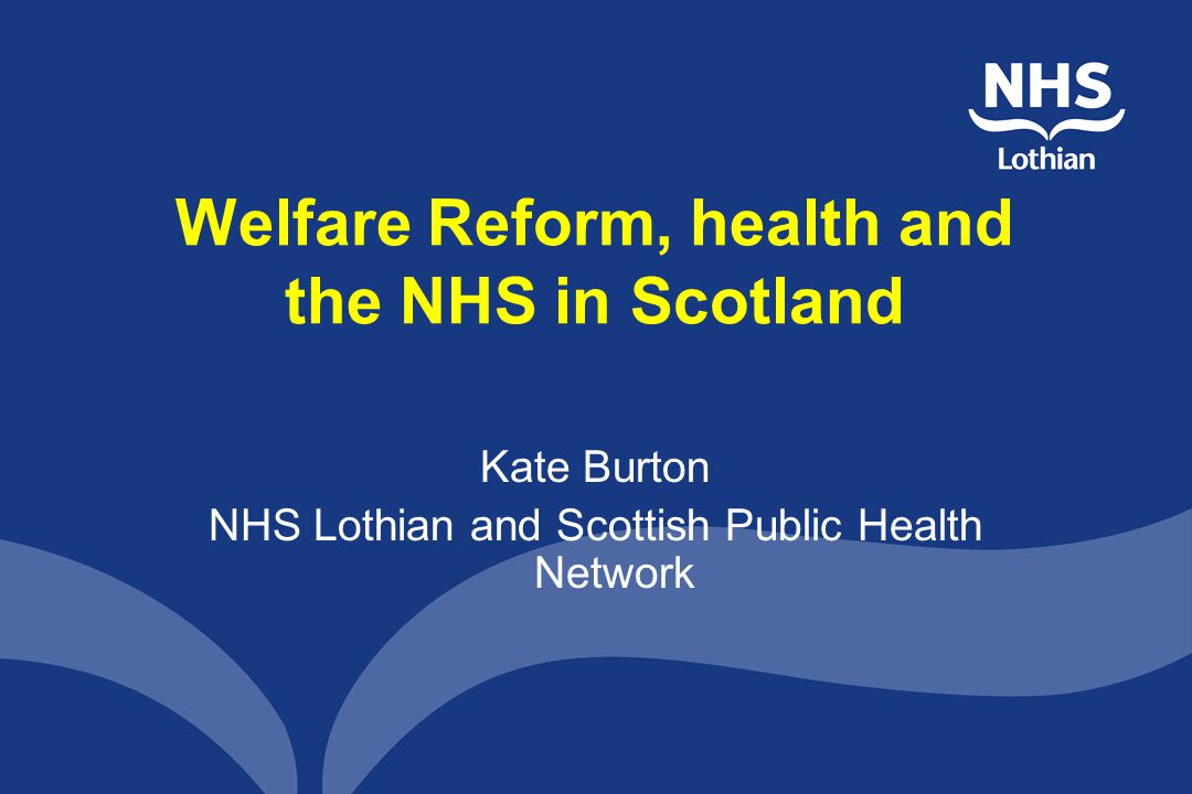 the most ambitious, fundamental and radical changes to the welfare system