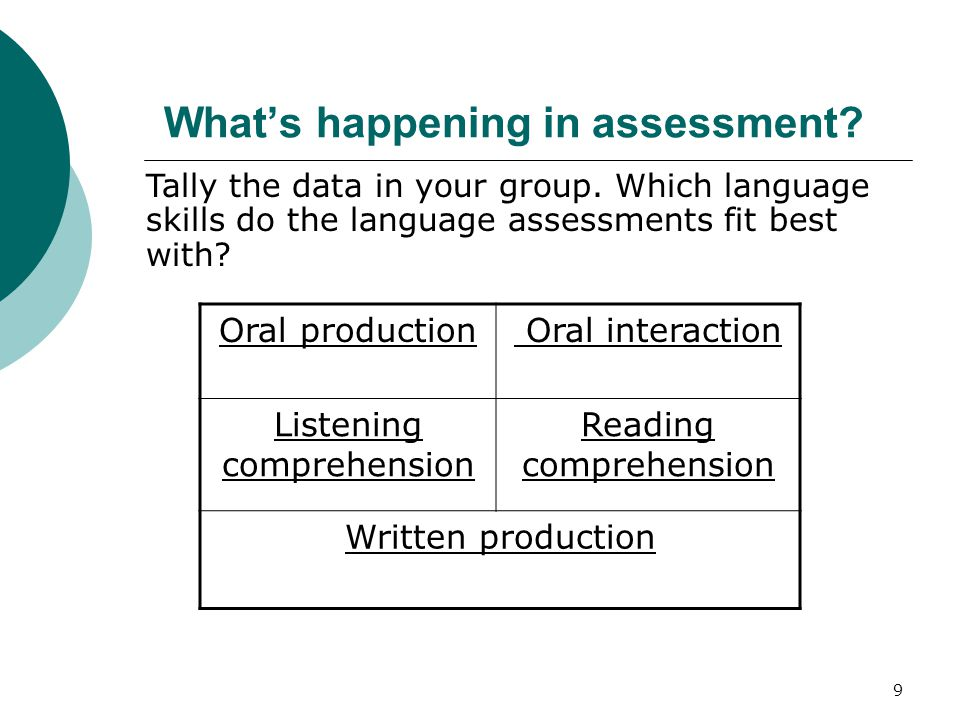 40 What is a performance assessment task.