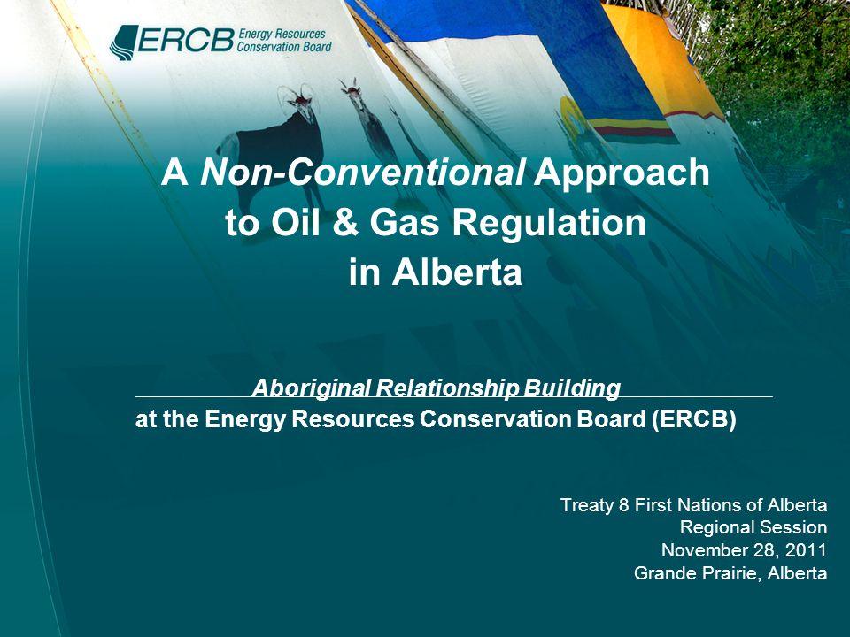 Alberta's Consultation Story