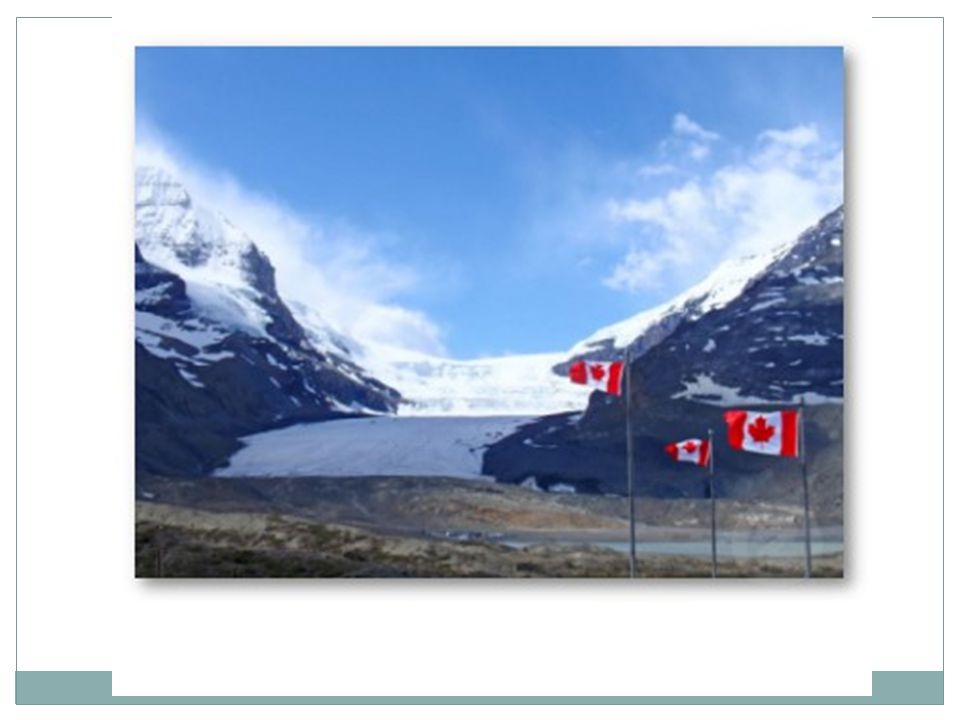 Physiographic Regions of Canada Canada consists of 6 major regions that make up its economic practices.