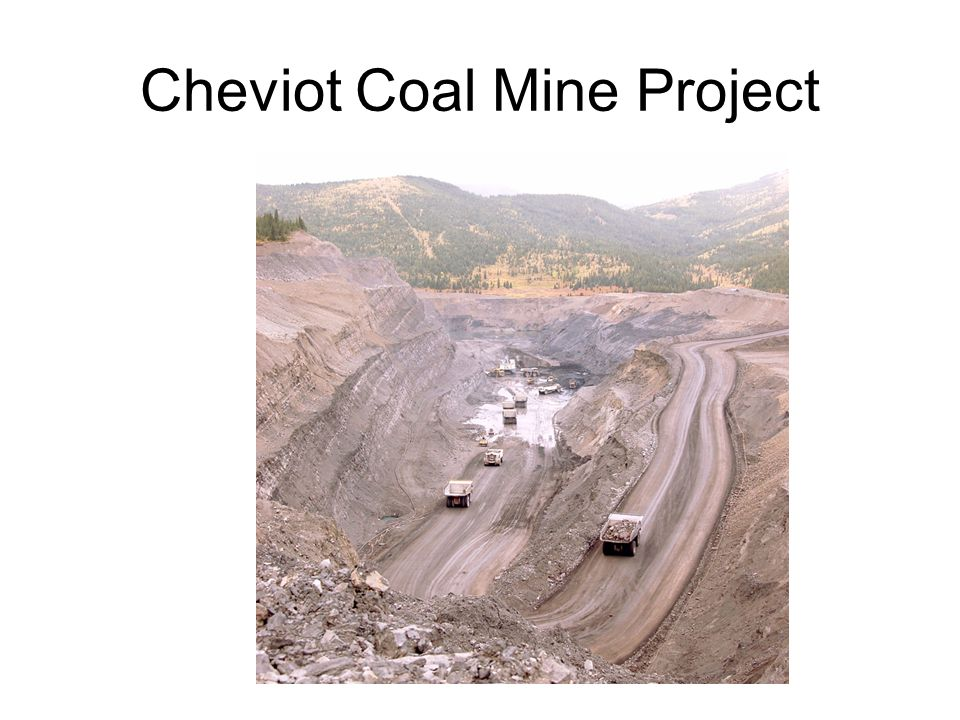 Cheviot Coal Mine Project