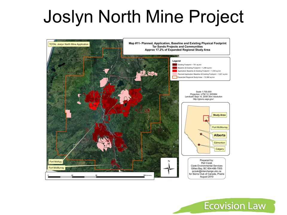 Joslyn North Mine Project