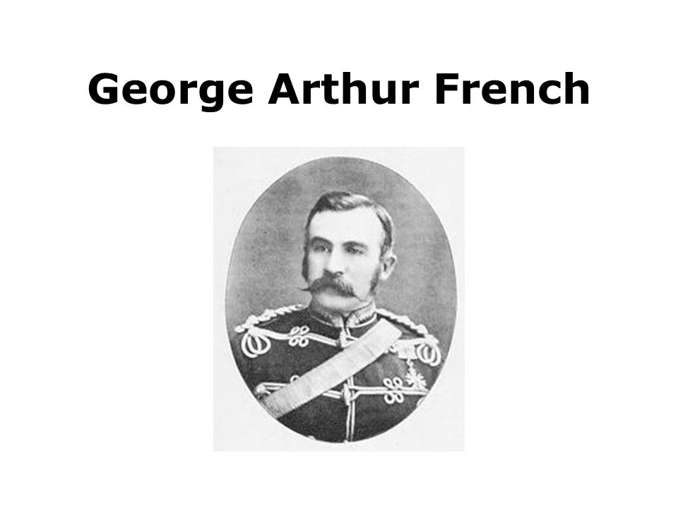George Arthur French