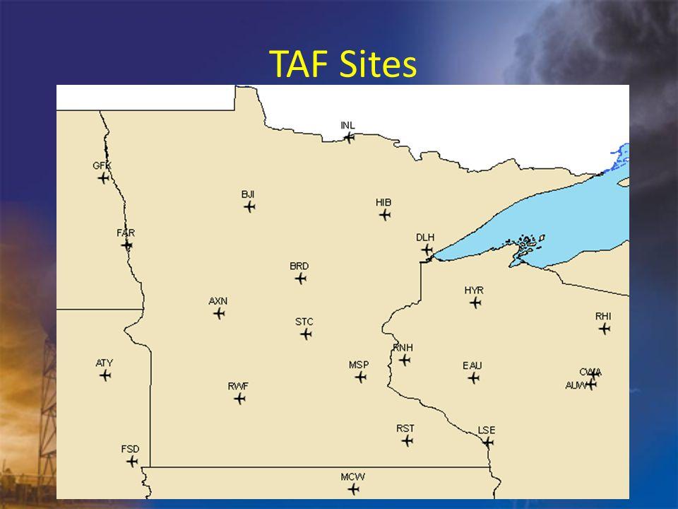 TAF Monitoring
