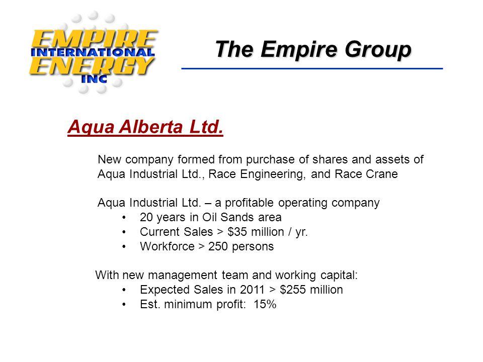 Aqua Alberta Ltd.