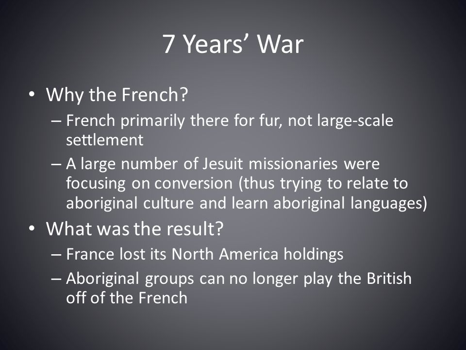 War of 1812-1815 Great Britain was only able to offer minimal support, being tied up in Europe due to the Napoleonic Wars until 1814 – However, in 1815 they were able to offer much more support This war is unique in that it has no clear victor – Americans view it as a second 'war of independence' – English Canadians view it as a successful defense against possible USA annexation Part of the collective identity of English-speaking Canadians