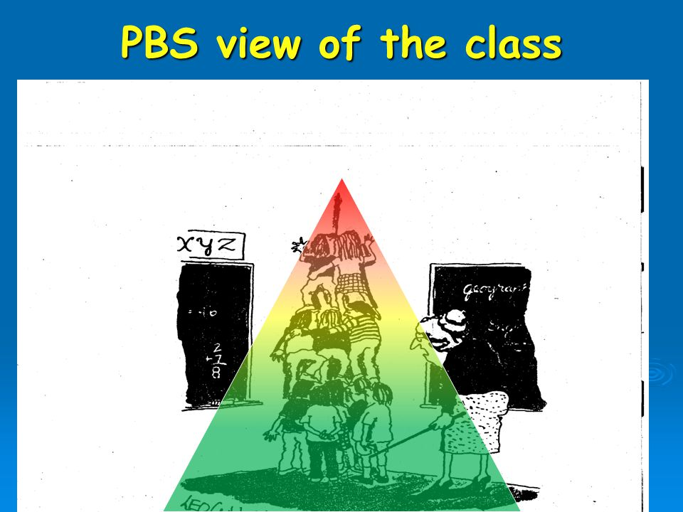 PBS view of the class