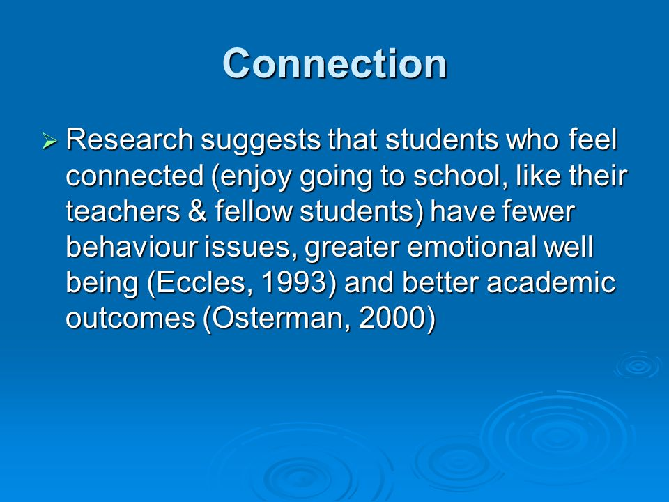 Relationships  The quality of the teacher/student relationship is the single most important factor to consider when rethinking classroom management Patricia Sequeira Belvel & Maya Marcia Jordon Patricia Sequeira Belvel & Maya Marcia Jordon