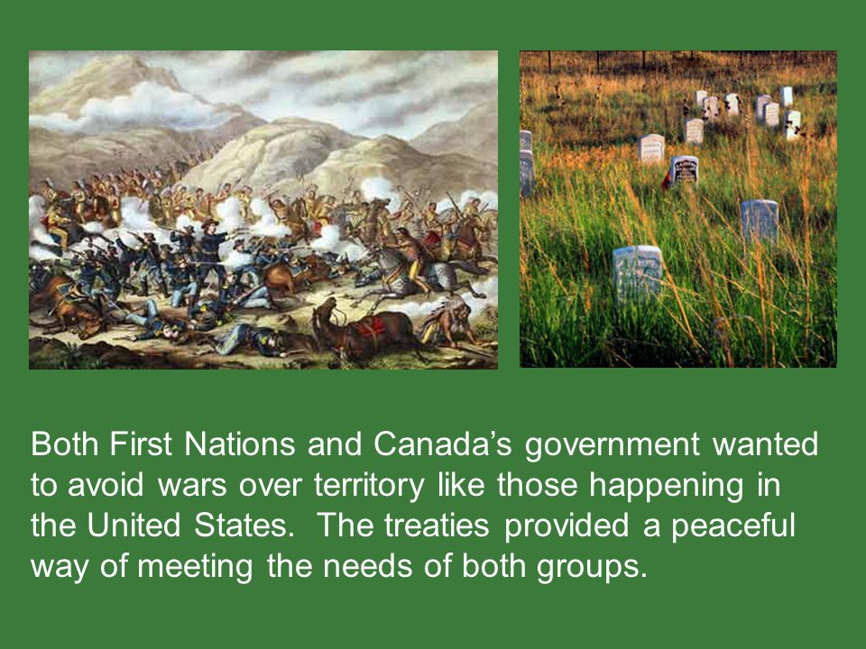 Small pox epidemics had taken a horrible toll on the First Nations both socially and economically.