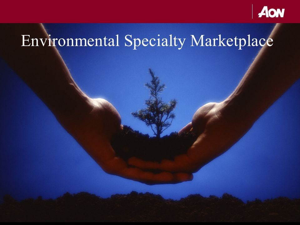 Environmental Specialty Marketplace