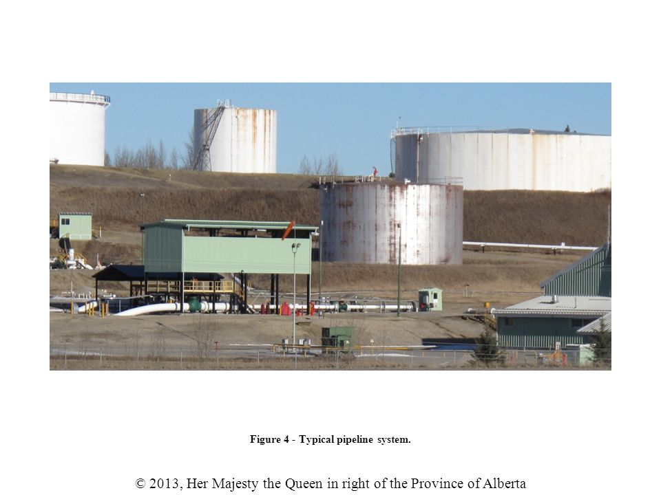 © 2013, Her Majesty the Queen in right of the Province of Alberta Figure 14 - Shipping destination.