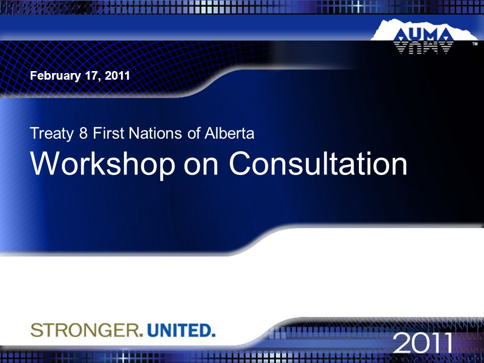 Presentation Outline 1.What is AUMA. 2. What is Municipal Government.
