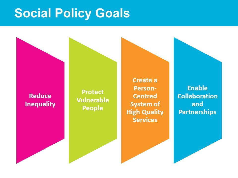 Social Policy Goals