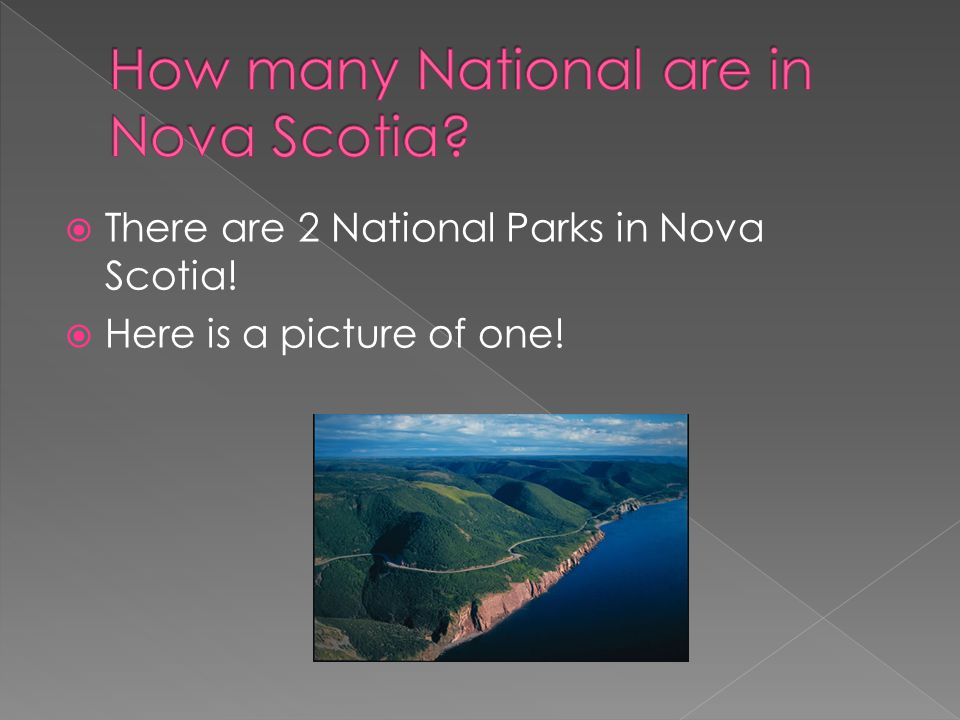 There are 5 national parks in Alberta!  Here is a picture of a National park in Alberta!