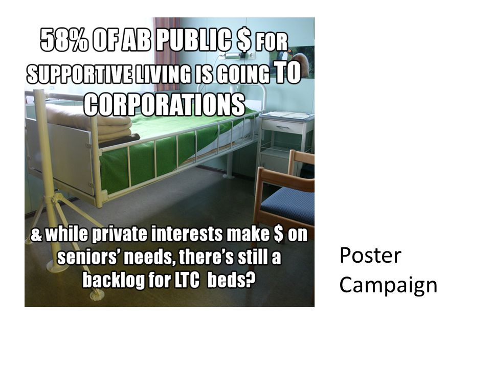 Poster Campaign